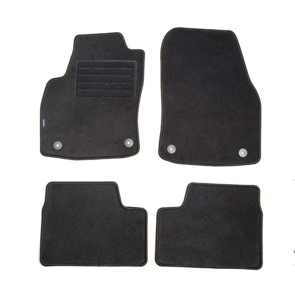 Set covorase auto PETEX Opel Astra H, Astra H Combi, 2004-2010, textil, 4 bucati