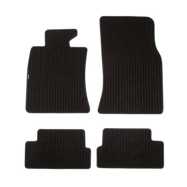 Set covorase auto PETEX Mini R50, R53, R56, 2006-2013, textil, 4 bucati