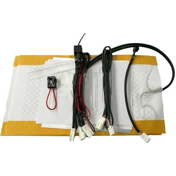 Kit de incalzire pentru scaun auto FALCON FLC-HS1/C, 1 bucata