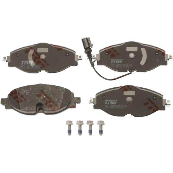 Set placute frana fata TRW GDB1956 pentru Volkswagen, Audi, Skoda, Seat