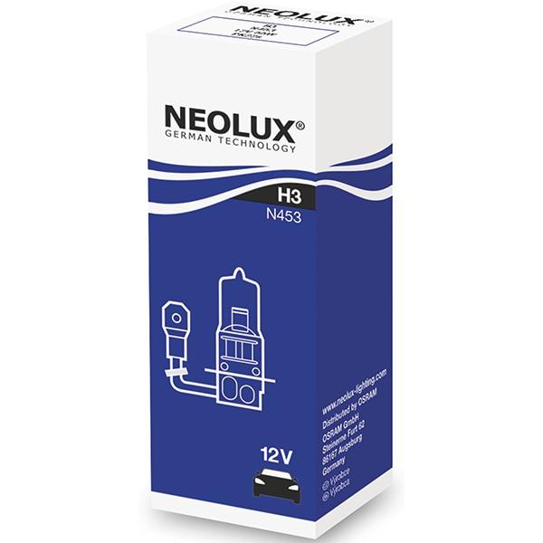 Bec Halogen NEOLUX N453, H3, 55W, 12V