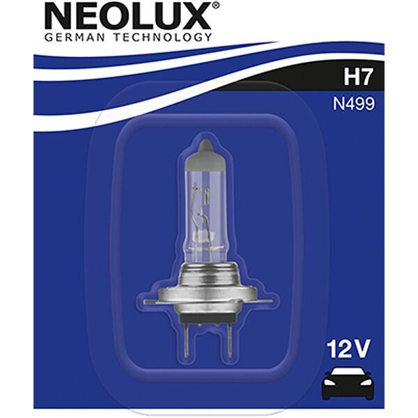 Bec Halogen NEOLUX N499-01B, H7, 55W, 12V