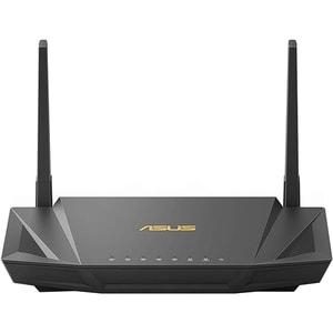 Router Wireless Gigabit ASUS AX1800 RT-AX56U, Dual-Band 574 + 1201 Mbps, negru