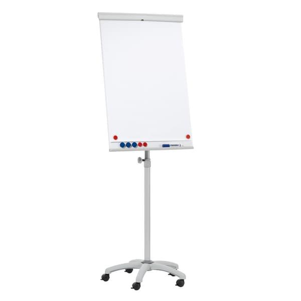 Flipchart mobil FRANKEN Eco, 68 x 105 cm, alb