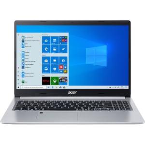 """Laptop ACER Aspire 5 A515-44G-R4YP, AMD Ryzen 5 4500U pana la 4GHz, 15.6"""" Full HD, 8GB, SSD 512GB, AMD Radeon RX640 2GB, Windows 10 Home, argintiu"""