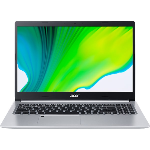"Laptop ACER Aspire 5 A515-44-R3PN, AMD Ryzen 3 4300U pana la 3.7GHz, 15.6"" Full HD, 8GB, SSD 256GB, AMD Radeon Graphics, Free DOS, argintiu"