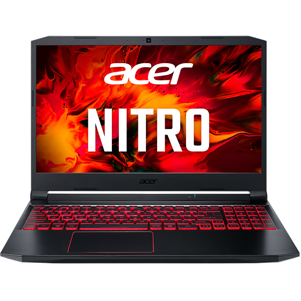 "Laptop Gaming ACER Nitro 5 AN515-55-76CZ, Intel Core i7-10750H pana la 5.0GHz, 15.6"" Full HD, 8GB, SSD 512GB, NVIDIA GeForce GTX 1650Ti 4GB, Free DOS, negru"