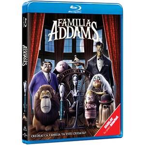 Familia Addams 2019 Blu-ray