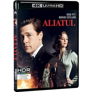 Aliatul Blu-ray 4K Ultra HD