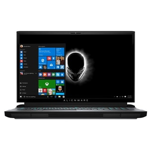 "Laptop Gaming DELL Alienware 51M R2, Intel Core i7-10700K pana la 5.1GHz, 17.3"" Full HD, 64GB,HDD 1TB + SSD 2TB, NVIDIA GeForce RTX 2080 Super 8GB, Windows 10 Pro, gri inchis"