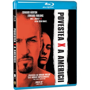 Povestea X a Americii Blu-ray