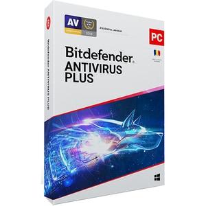 Antivirus BITDEFENDER Antivirus Plus, 1 an, 3 PC, Retail