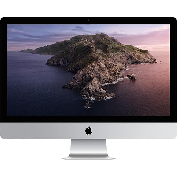 """Sistem PC All in One APPLE iMac mxwv2ze/a, 27"""" Retina 5K, Intel Core i7 pana la 5.0GHz, 8GB, SSD 512GB, AMD Radeon Pro 5500 XT 8GB, MacOS Catalina, Tastatura layout INT"""
