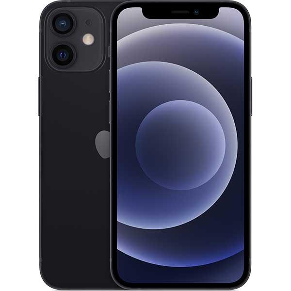 Telefon APPLE iPhone 12 mini 5G, 64GB, Black