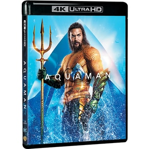 Aquaman UHD 4K