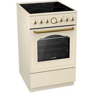 Aragaz GORENJE EC52CLI, 4 arzatoare, electric, beige