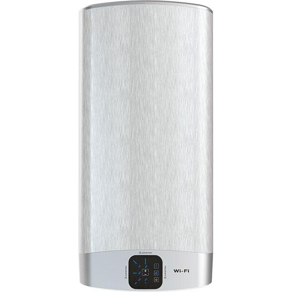 Boiler electric ARISTON Velis Wi-Fi, 100l, 2 x 1500W, gri metalic