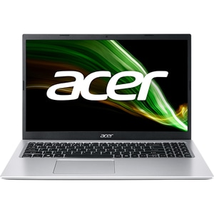 "Laptop ACER Aspire 3 A315-58G-525J, Intel Core i5-1135G7 pana la 4.2GHz, 15.6"" Full HD, 8GB, SSD 512GB, NVIDIA GeForce MX350 2GB, Free DOS, argintiu"