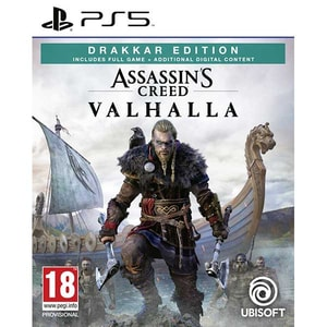 Assassin's Creed Valhalla Drakkar Edition PS5