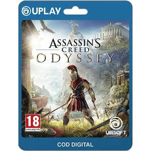 Assassin's Creed Odyssey PC (licenta electronica Uplay)