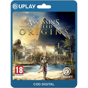 Assassin's Creed Origins PC (licenta electronica Uplay)