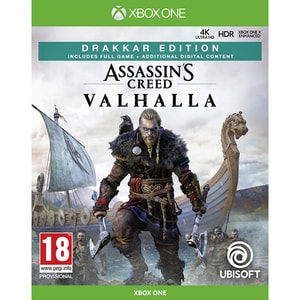 Assassin's Creed Valhalla Drakkar Edition Xbox One
