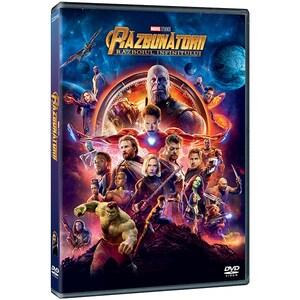 Razbunatorii: Razboiul Infinitului DVD