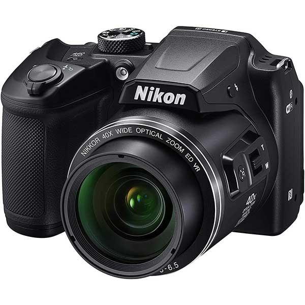 Aparat foto digital NIKON Coolpix B500, 16 MP, Wi-Fi, negru