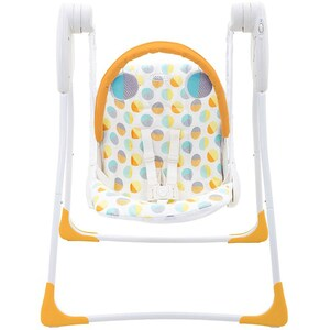 Balansoar GRACO Baby Delight 80'S Circles G1H95CIREU, 0 luni+, multicolor
