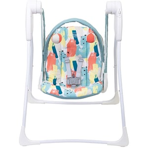 Balansoar GRACO Baby Delight Paintbox G1H95PBXEU, 0 luni+, multicolor
