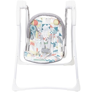 Balansoar GRACO Baby Delight Paintbox G1H95PTWEU, 0 luni+, multicolor