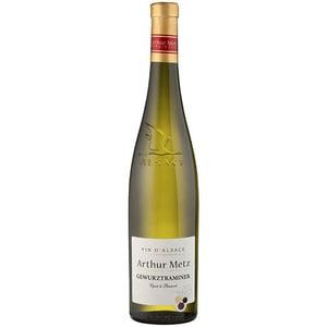 Vin alb sec Arthur Metz Philippe Michel Gewurtstraminer, 0.75L