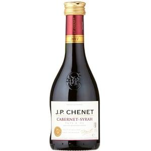 Vin rosu demisec Jp Chenet Cabernet Syrah, 0.25L
