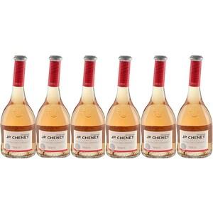 Vin rose demisec Jp Chenet Cinsault, 0.75L, 6 sticle