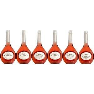 Vin rose demisec Sogrape Mateus, 0.75L, 6 sticle