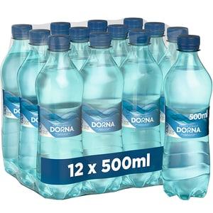 Apa minerala DORNA bax 0.50L x 12 sticle