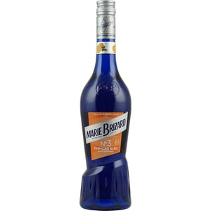 Lichior Marie Brizard Curacao Bleu, 0.7L