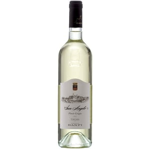 Vin alb sec Banfi San Angelo Pinot Grigio Toscana, 0.75L