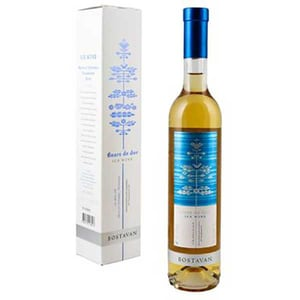 Vin alb dulce Desert Bostovan Ice Wine Floare de Dor, 0.5L