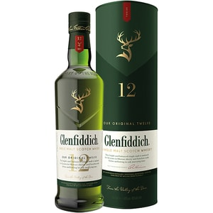 Whisky Glenfiddich 12 Yo, 0.7L