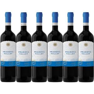 Vin rosu sec ICONIC ESTATE Prahova Valley Merlot, 0.75L, 6 sticle