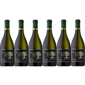 Vin alb sec Cramele Recas LA Stejari Chardonay, 0.75L, 6 sticle