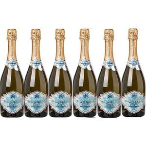 Vin spumant alb ICONIC ESTATE Rhein Extra Brut Imperial, 0.75L, 6 sticle