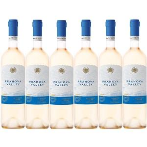 Vin alb demisec Iconic Estate Prahova Valley Feteasca alba, 0.75L, 6 sticle