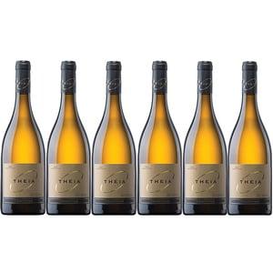 Vin alb sec ICONIC ESTATE Theia Chardonnay, 0.75L, 6 sticle
