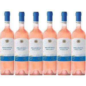 Vin rose demisec ICONIC ESTATE Prahova Valley Merlot, 0.75L, 6 sticle
