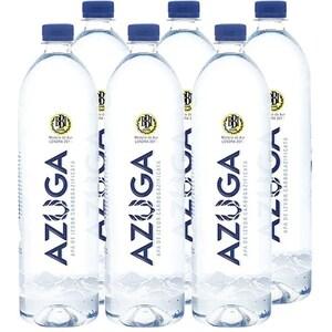 Apa minerala AZUGA carbogazificata bax 2L x 6 sticle
