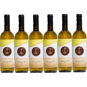 Vin alb sec Morpheus Sauvignon Blanc, 0.75L, 6 sticle