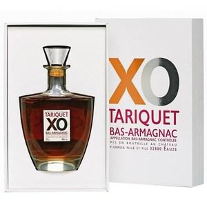 Armagnac Chateau du Tariquet Carafe XO Equilibre, 1L + cutie