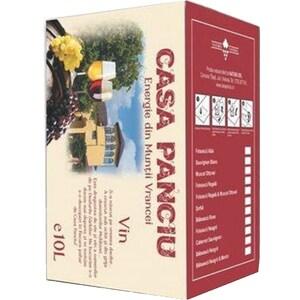 Vin rose demisec CASA PANCIU, 10L, Bag in Box